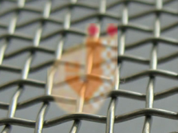Open-Ended-Wire-Mesh